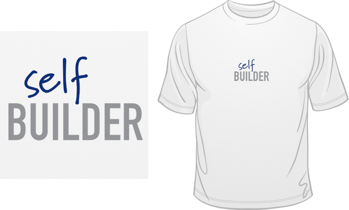 Self Builder t-shirt