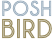 Posh Bird kid's t-shirt