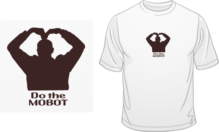 Do The Mobot t-shirt