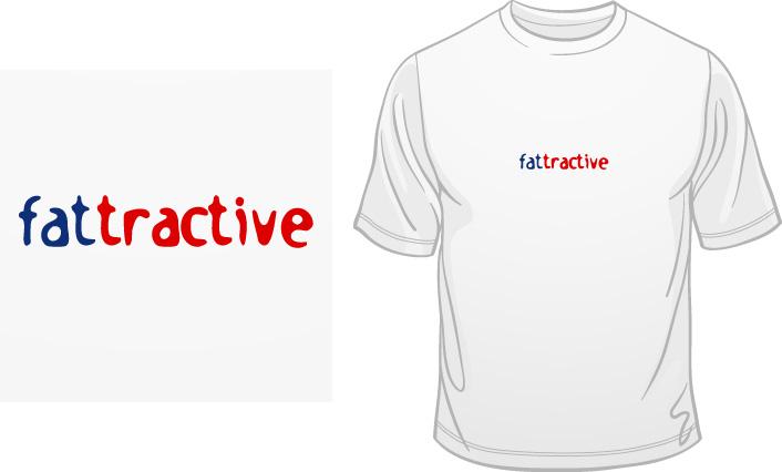 FATtractive t-shirt
