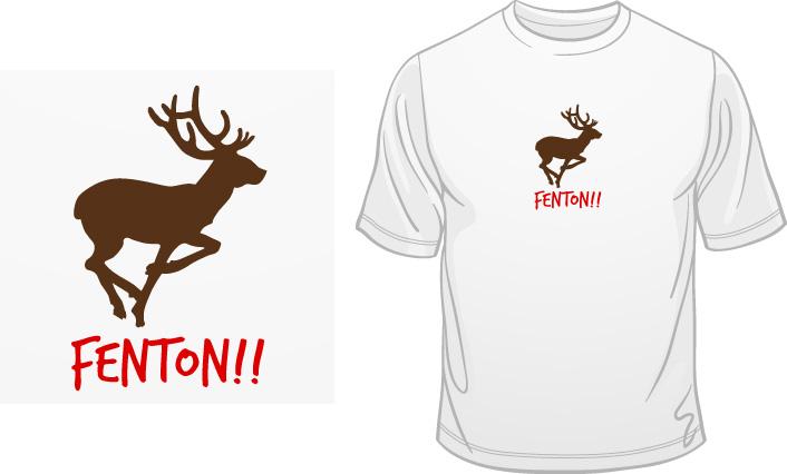 Fenton t-shirt