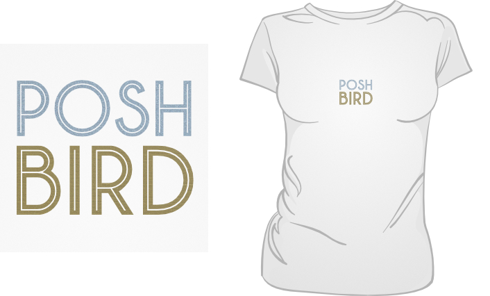 Posh Bird t-shirt