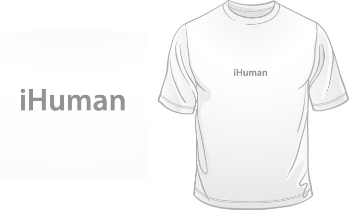 iHuman t-shirt