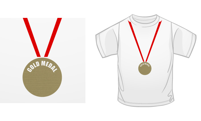 Gold Medal T-Shirt
