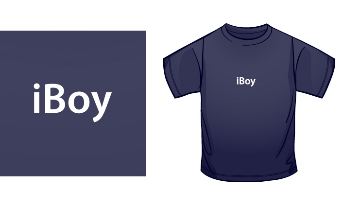 iBoy t-shirt