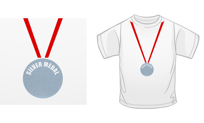 Silver Medal T-Shirt