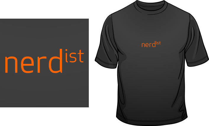 Nerdist t-shirt