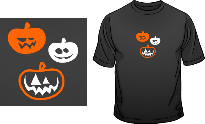 Pumpkins T-Shirt