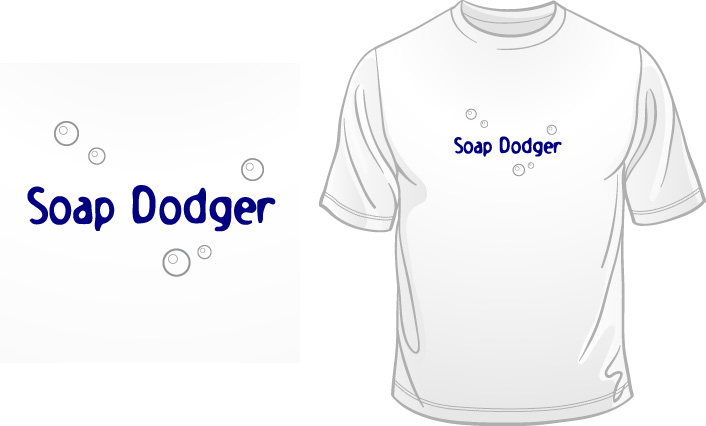 Soap Dodger t-shirt
