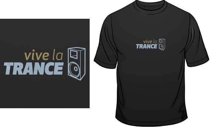 Vive La Trance t-shirt